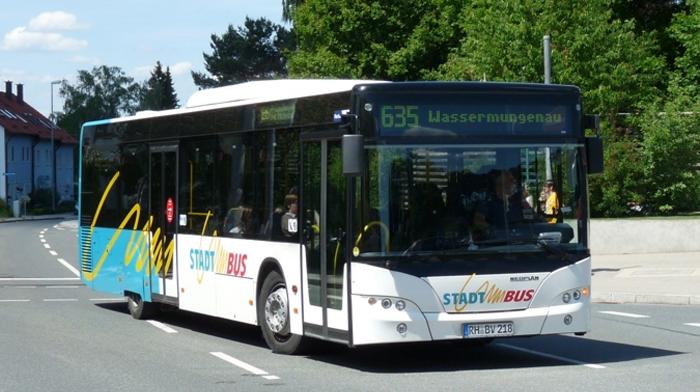 Stadtbus Roth Bus