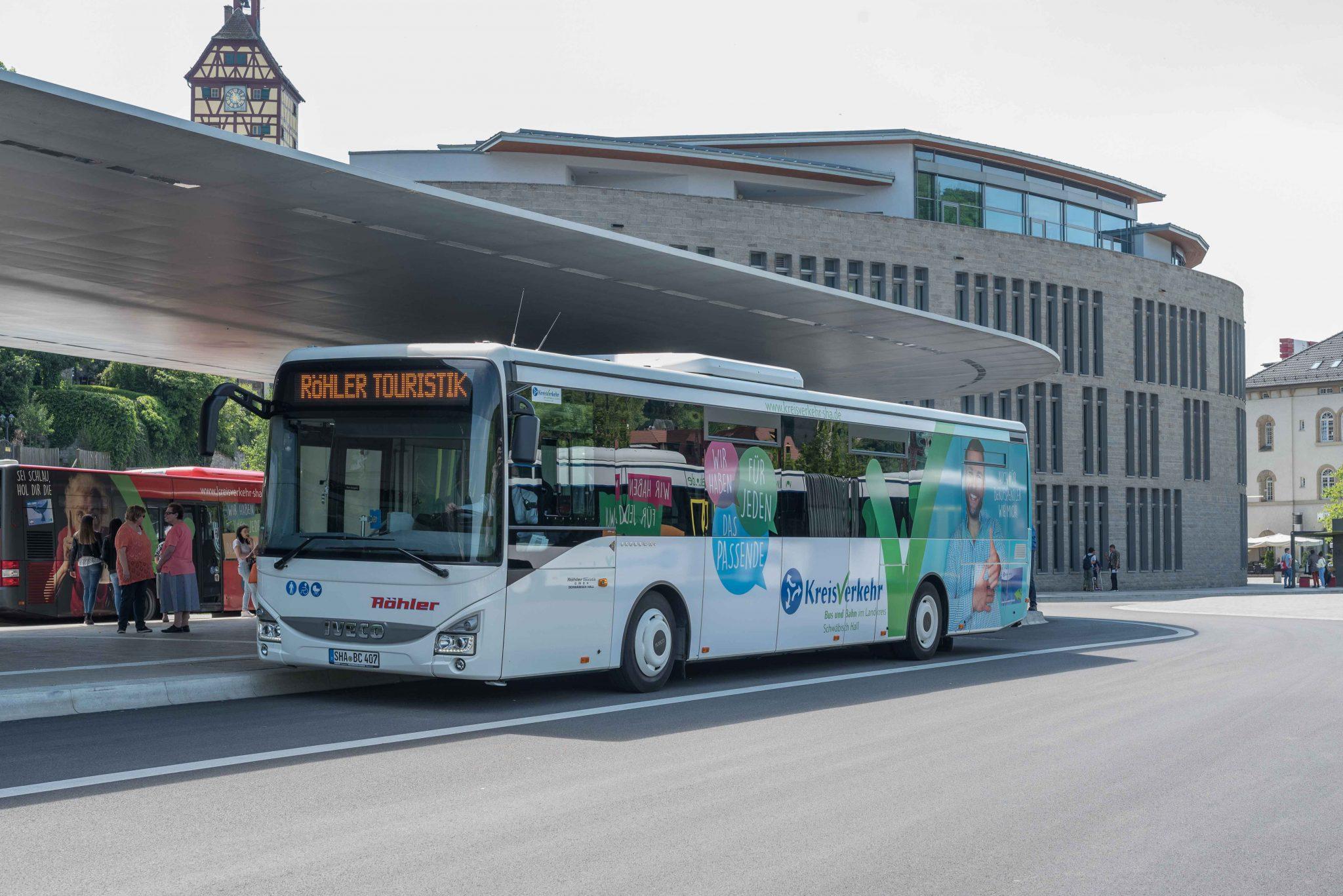 Röhler Touristik Bus